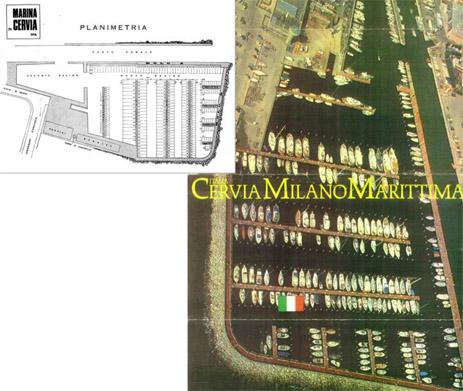 1972 – Società Marina di Cervia Spa – Cervia ( Ravenna)